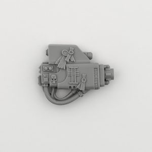 Grey Knight Dreadnought Psycannon (Right Arm)
