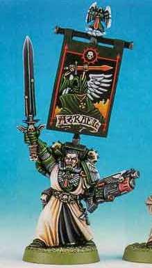 Commander Azrael, Supreme Grand Master