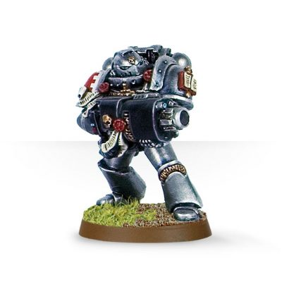 Grey Knight with Psycannon