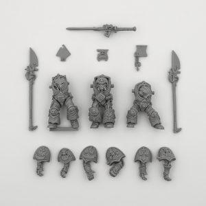 Grey Knights in Terminator Armour 1991