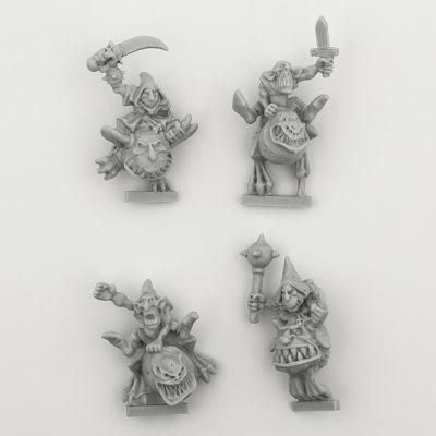 Night Goblins Squig Hoppers Alternative