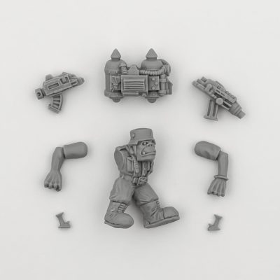 Ork Stormboy 1993 (White Dwarf Limited Edition)