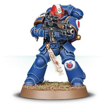 Primaris Intercessor Veteran Sergeant (GW 30th Anniversary Limited Edition)
