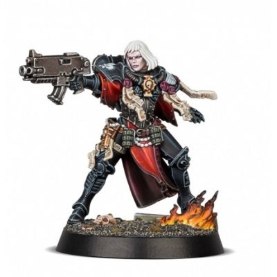 Sister Tariana Palos (Games Workshop Commemorative Series)