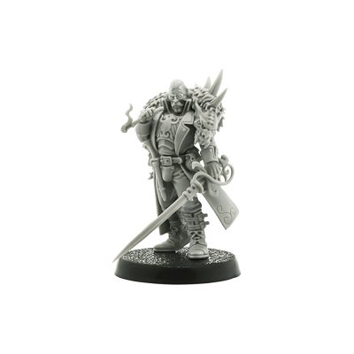 Janus Draik, Rogue Trader (Blackstone Fortress)