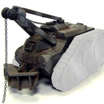 Atlas Recovery Tank Upgrade Kit (Very Rare)