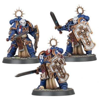Bladeguard Veteran Squad (Indomitus)