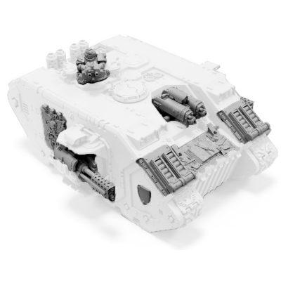 Grey Knights Land Raider Redeemer Conversion Kit