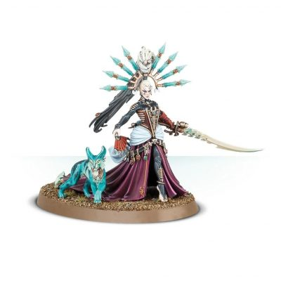 Yvraine Emissary of Ynnead