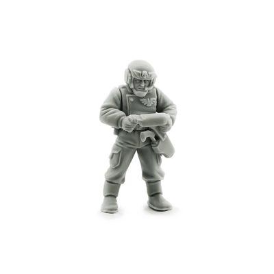 Astra Militarum Tank Crew Accessories