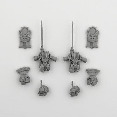 Legion Mk III Command Squad Upgrade