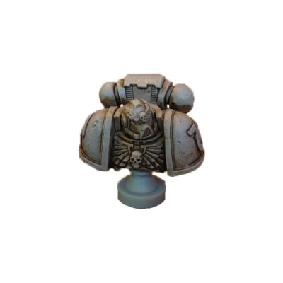 Ultramarines Captain (Relic: The Board Game 2013)