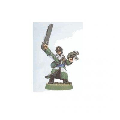 Classic Valhallan Sergeant #1