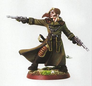 Kal Jerico (Inquisitor 54 mm)