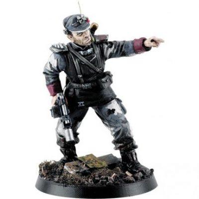 Major Jackson (Inquisitor 54 mm)