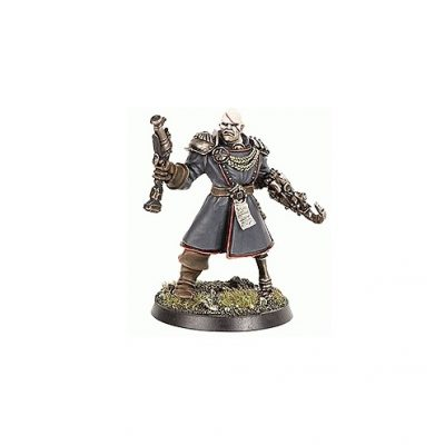 Navy Bodyguard (Inquisitor 54 mm)