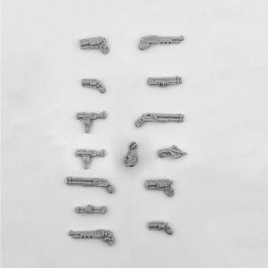 Necromunda Ratskin Weapon Set (Alternative)
