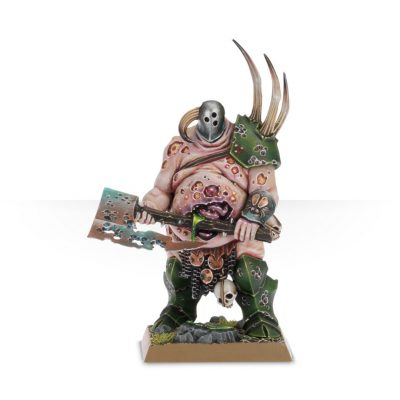 Nurgle Chaos Lord/Lord of Plagues