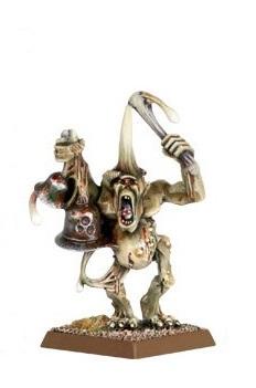 Plaguebearers of Nurgle Musician 2010