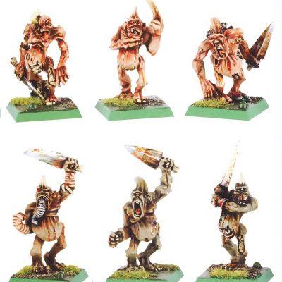 Plaguebearers of Nurgle x6 2008