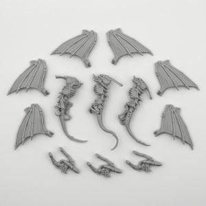 Tyranid Gargoyles x3 2004